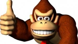 Artwork aus Donkey Kong