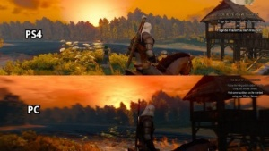 The Witcher 3 im Vergleich PC und Konsole