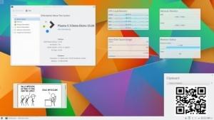 KDE Plasma 5 ist nun der Standard-Desktop in Opensuse Tumbleweed.