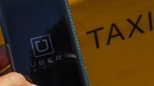 Uber startet neuen Dienst in Deutschland.