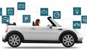 Auto mit App-Anbindung