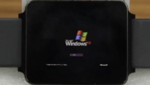 Windows XP auf der Smartwatch