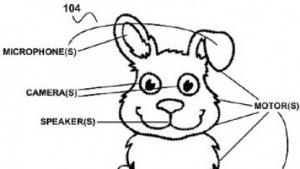 Skizze aus dem neuen Google-Patentantrag