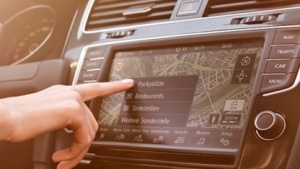 VW unterstützt alle wichtigen Smartphone-Auto-Schnittstellen.