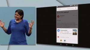 Google hat die kommende Version von Google Now gezeigt.