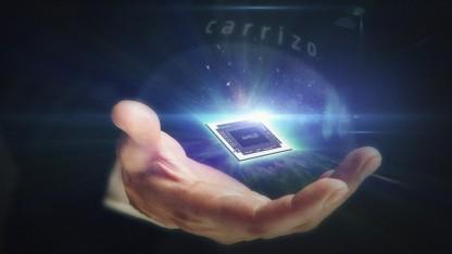 Carrizo für Notebooks