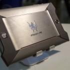 Acer Predator 8 angefasst: Acers Gaming-Tablet liegt gut in der Hand