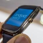 Zenwatch 2 im Hands on: Asus' neue Smartwatch mit Krönchen