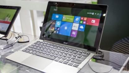 Acers zweite Version seines Convertibles Switch 11