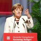 Angela Merkel: Kanzlerin findet Facebook so nützlich wie eine Waschmaschine
