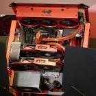 In Win H-Tower: Asus' ROG-zertifiziertes Gehäuse öffnet sich von selbst