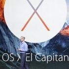 Apple: OS X 10.11 El Capitan erhebt sich über Yosemite