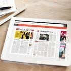 Zeitungsartikel: Onlinedienst Blendle kommt nach Deutschland