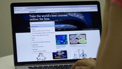 Coursera ist die Online-Lernplattform von Andrew Ng.