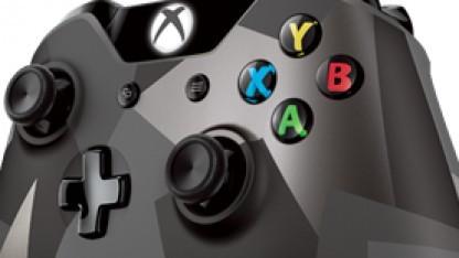 Neuer Xbox-One-Controller im Camouflage-Design