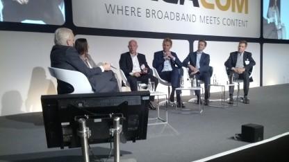 Das Panel Premium-TV: Video on Demand vs. Pay-TV auf der Anga Com