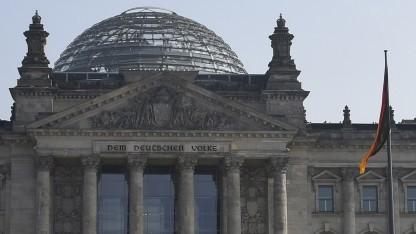Cyberangriff verursacht hohen Schaden im Bundestag.