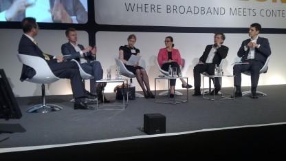 """Panel """"Netzneutralität - aber richtig"""" auf der Anga Com 2015"""