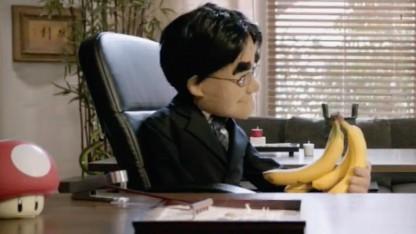 Satoru Iwata als Puppe im Nintendo Direct zur E3 2015