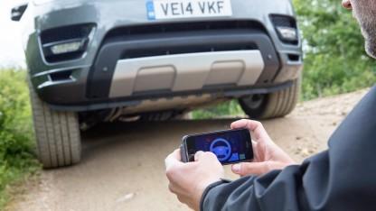 Smartphone-Fernsteuerung für den Geländewagen