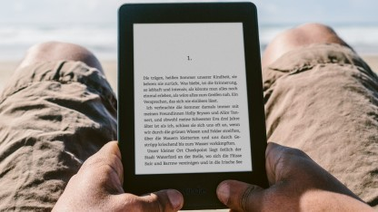 Neuer Kindle Paperwhite mit 300-dpi-Display kostet 120 Euro.