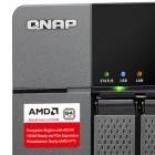 QNAP TS-563: NAS-System mit AMD-Prozessor und fünf Einschüben