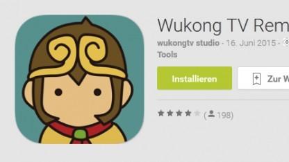 Wukong TV Remote Control für Fire TV