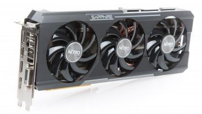 Sapphires Radeon R9 390 Nitro mit Grenada-Grafikchip