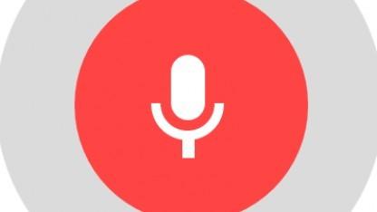 Googles Voice-Suche wird durch ein heruntergeladenes Binär-Modul realisiert.