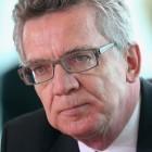 """Innenminister de Maizière: """"BND ist zu 100 Prozent für Fehler verantwortlich"""""""