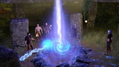 Unity-basiertes Rollenspiel Shroud of the Avatar