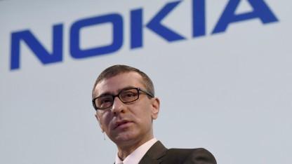 Nokia-Chef Rajeev Suri will wieder bei Smartphones mitmischen.