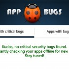 Android-Apps: Appbugs warnt vor Apps mit unsicheren Logins