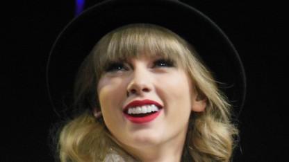 """Taylor Swift auf der """"Red Tour"""" in St. Louis, Missouri"""