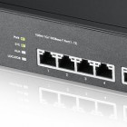 Zyxel XS1920-12: Günstiger 10-Gigabit-Ethernet-Switch mit zwei SFP+-Uplinks