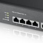 Zyxel XS1920-12: Günstiger 10-Gigabit-Ethernet-Switch mit zwei SFP+-Uplinks