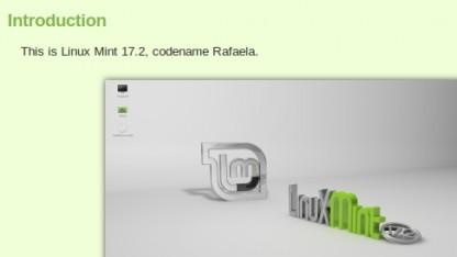 Linux Mint 17.2 gibt es mit den Desktops Cinnamon und Mate.