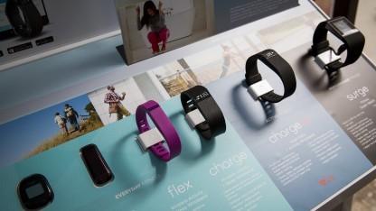 Fitnesstracker von Fitbit