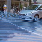 Kameragespickte Autos: Ford schaut um die Ecke