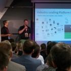DB Pitch: Bahn modernisiert sich mit Sensor-, Lampen- und AR-Startups
