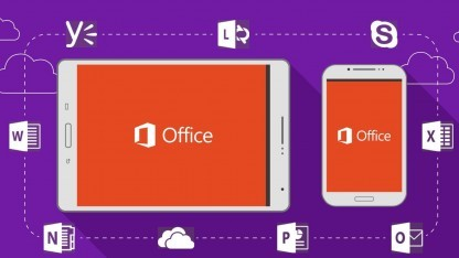Microsoft Office für Android-Smartphones