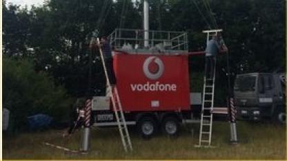Mobile Basisstationen