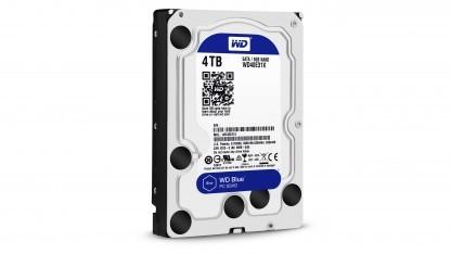 Blue SSHD mit 4 TByte