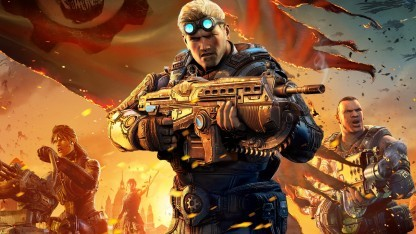 Artwork von Gears of War: Judgment