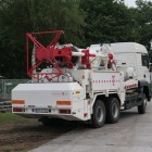 Festivals: Telekom erweitert Netz mit tonnenschweren Richtfunk-Trucks