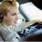 Frankreich: Telefon-Headsets beim Autofahren und Fahrradfahren verboten