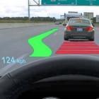 Fahrsicherheit: Head Up Displays lenken Autofahrer ab