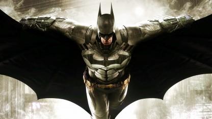 Artwork von Batman Arkham Knight