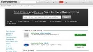 Sourceforge will keine Werbung mehr über verwaiste Projekte verteilen.