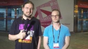Tobias Költzsch (links) und Marc Sauter (rechts)